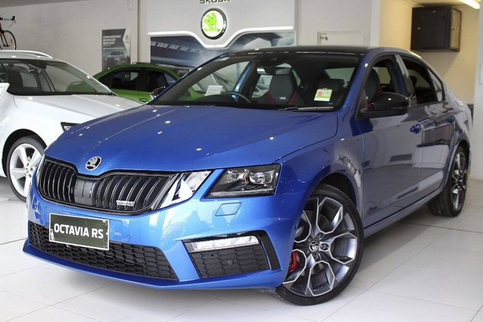 2017 Skoda Octavia MY18 Skoda Octavia RS 169TSi 6sp Man Sedan (5E36T5/18)
