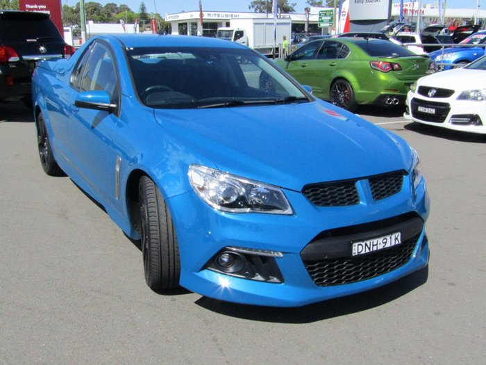 2013 HOLDEN SPECIAL VEHICLES MALOO