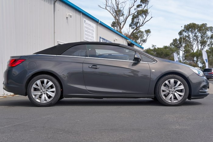 2015 Holden Cascada CJ MY15.5 GREY