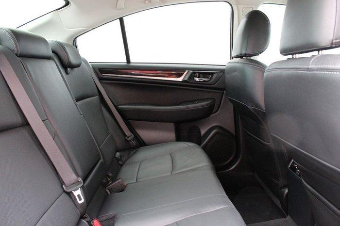 2014 Subaru Liberty
