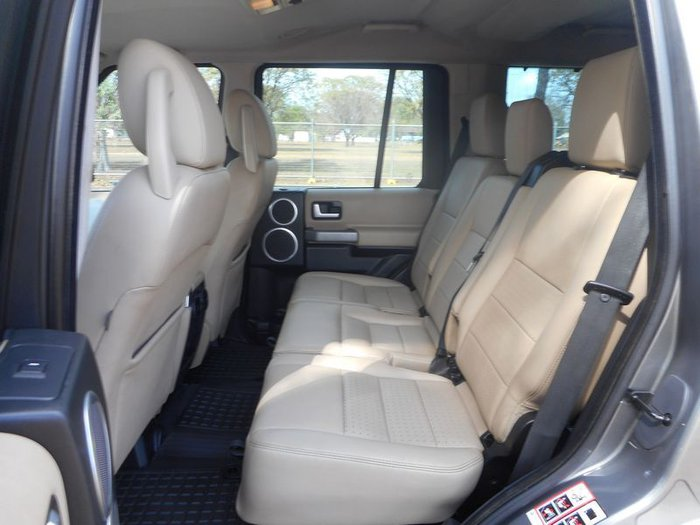 2009 Land Rover Discovery 3