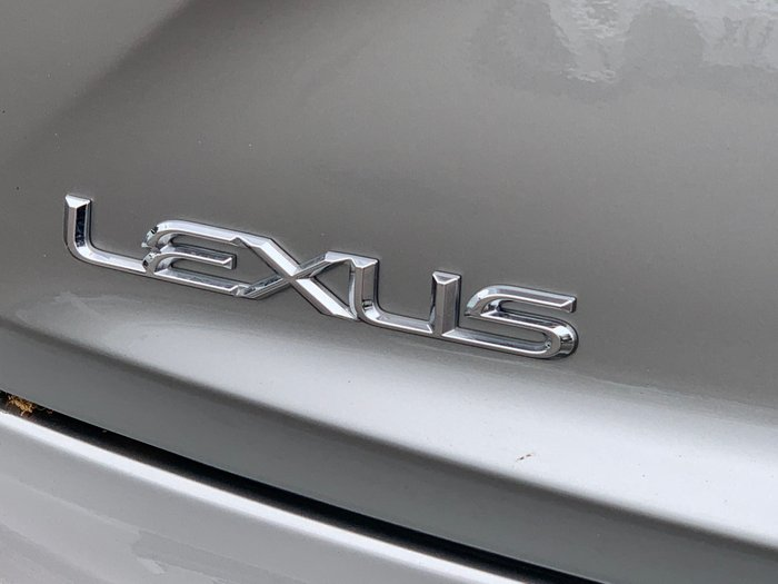2017 Lexus IS IS300h Luxury AVE30R silver