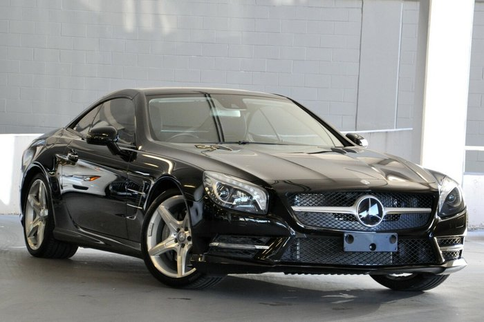 2012 Mercedes-Benz SL350