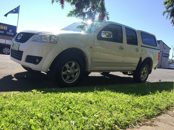 2011 GREAT WALL V200