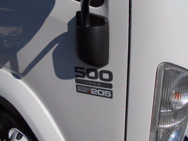 2009 Isuzu FRR500 ISUZU FRR500 CURTAINSIDER