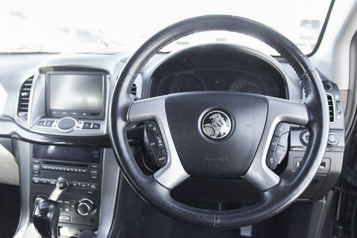 2012 Holden Captiva