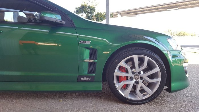 2009 HOLDEN SPECIAL VEHICLE CLUBSPORT