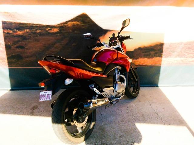 2012 SUZUKI INAZUMA 250 (GW250)