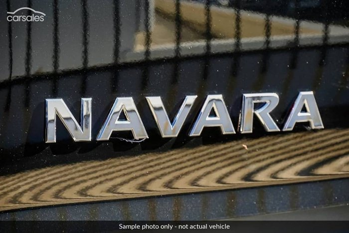 2017 Nissan Navara