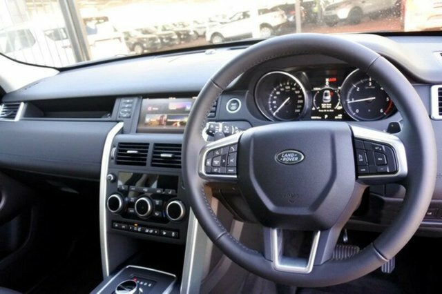 2017 LAND ROVER DISCOVERY SPORT