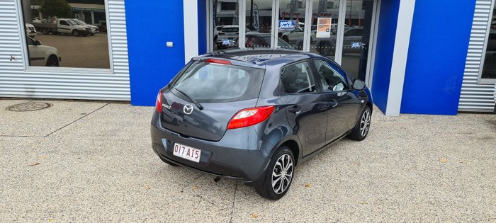 2008 Mazda 2 Neo DE Series 1 GREY