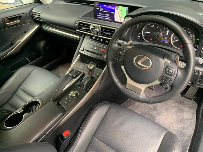 2018 Lexus IS IS300 Luxury ASE30R sonic quartz