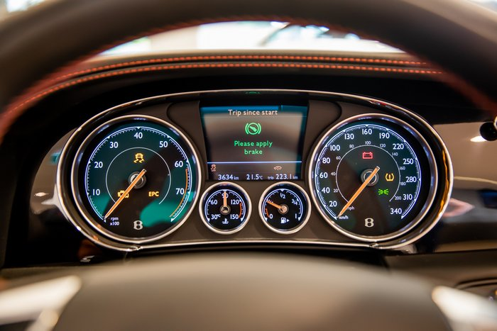 2015 Bentley Continental GT V8 S 3W MY15 4X4 Constant white