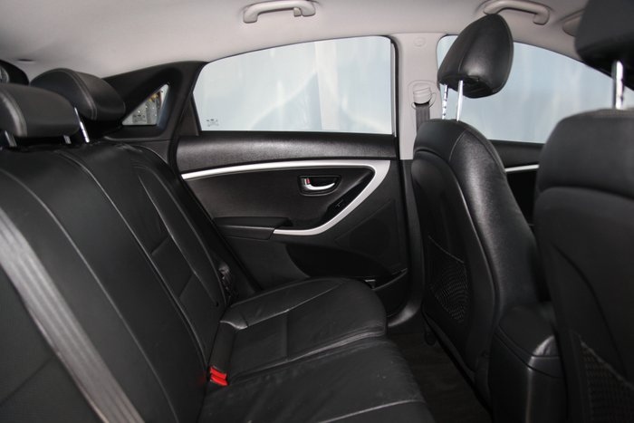 2015 Hyundai i30 Active X GD3 Series II MY16 SILVER