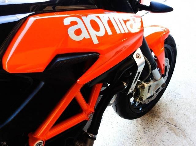 2012 APRILIA SHIVER SPORT 750