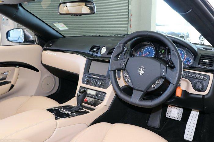 2016 Maserati GranCabrio