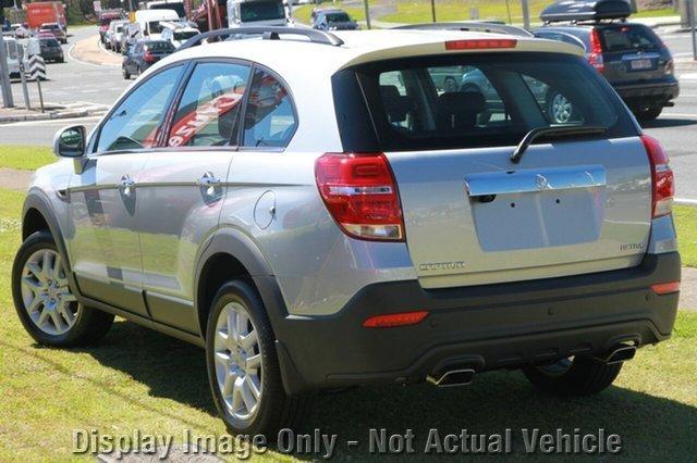 2017 Holden Captiva