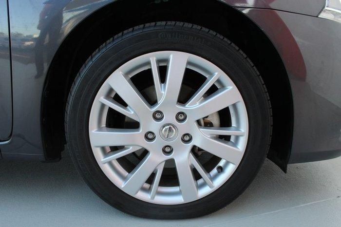 2012 Nissan Pulsar
