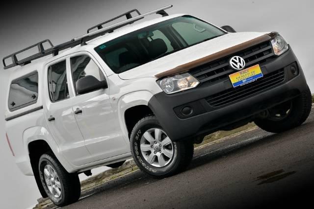 2012 VOLKSWAGEN AMAROK TDI400 DUAL CAB