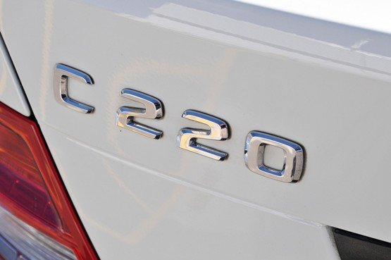 2007 MERCEDES-BENZ C220 CDI