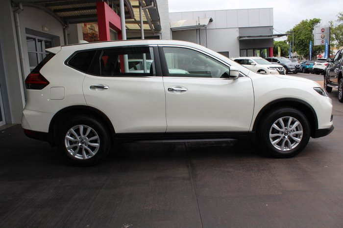 2020 Nissan X-TRAIL ST T32 Series II 4X4 On Demand SNOW STORM