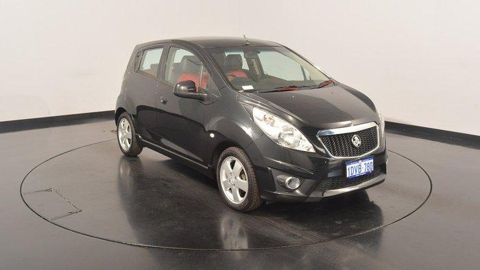 2011 Holden Barina Spark