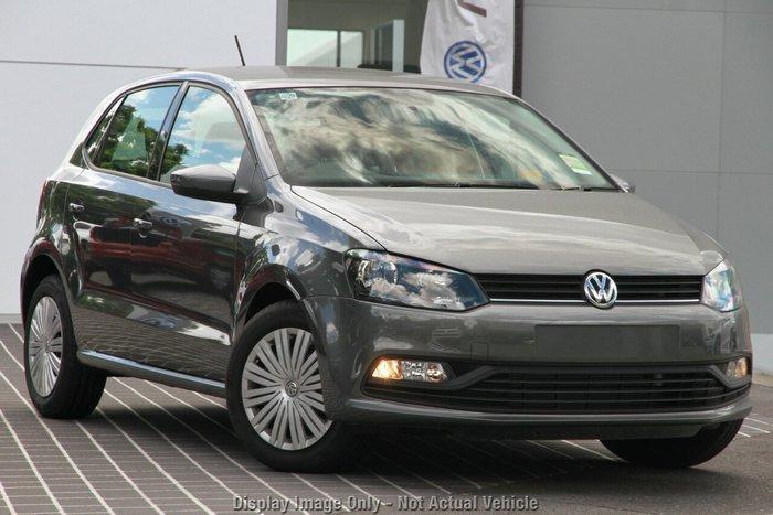 2017 Volkswagen Polo 66TSI DSG Trendline