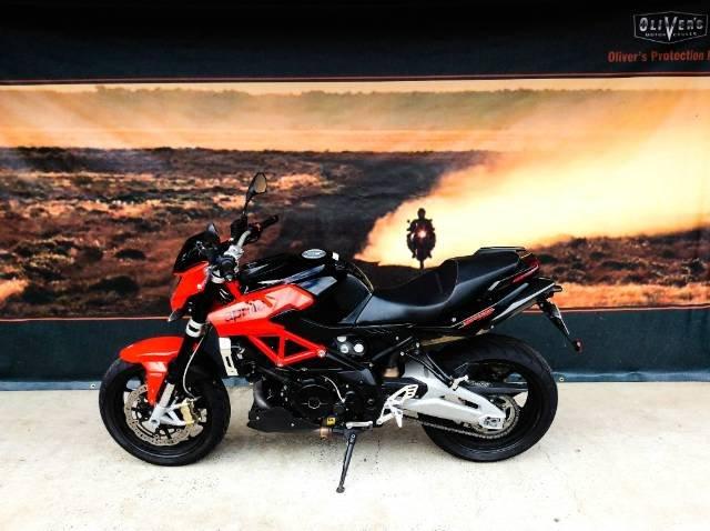 2012 APRILIA SHIVER 750