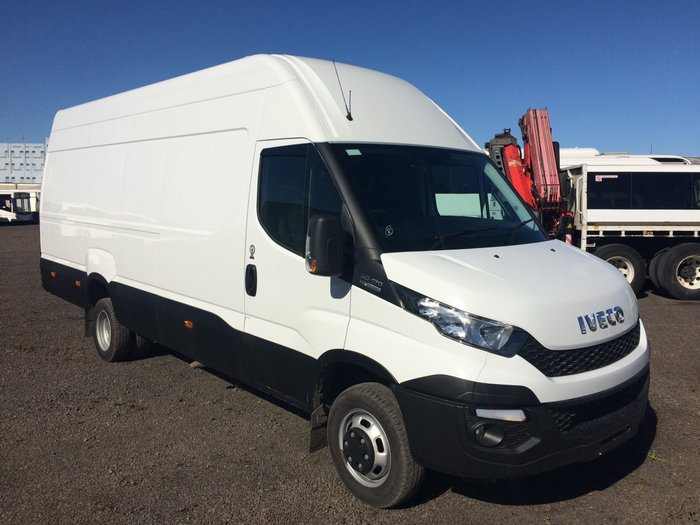 2015 Iveco DAILY 50C 17/18 20M3