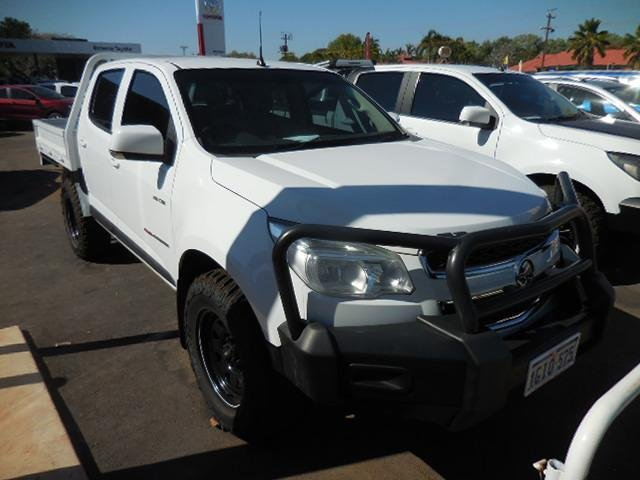 2012 HOLDEN COLORADO