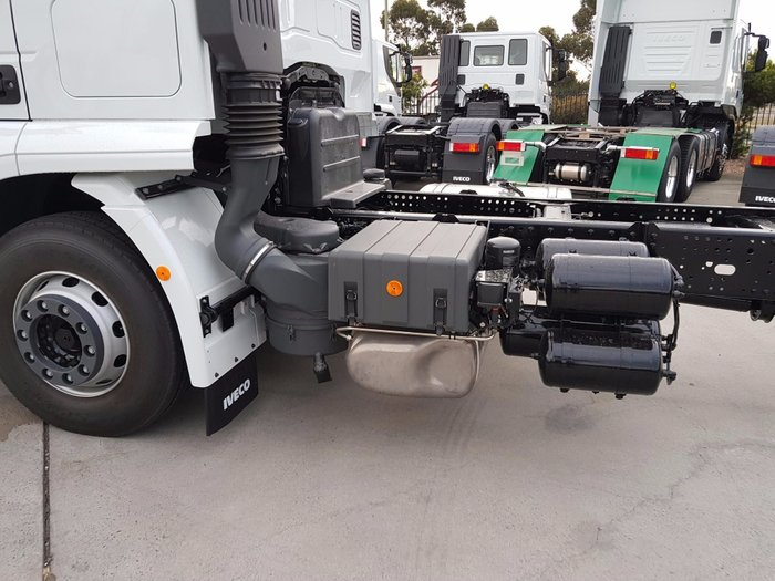 2018 Iveco Stralis ATi 360 6x2
