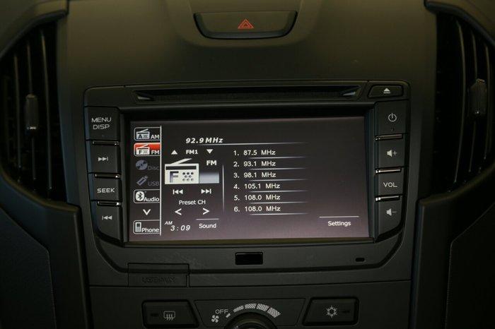 2017 Isuzu D-MAX