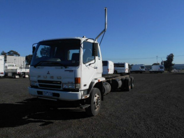 2007 Fuso FN61/2/3/4F FIGHTER 14.0 FUSO FN 6X2 CAB/CHASSIS