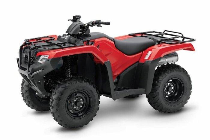 2017 Honda TRX420TM1