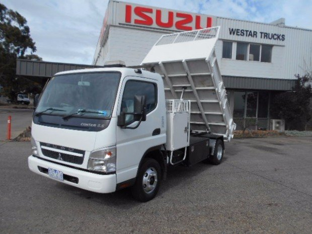 2010 Fuso Canter FE84 TIPPER 2010