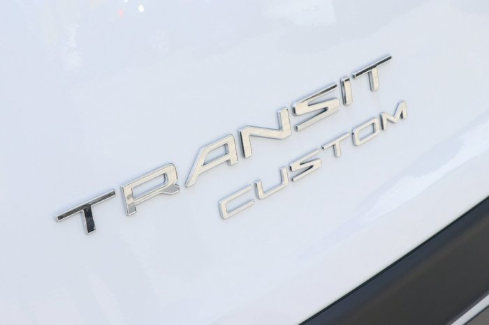 2017 Ford Transit Custom