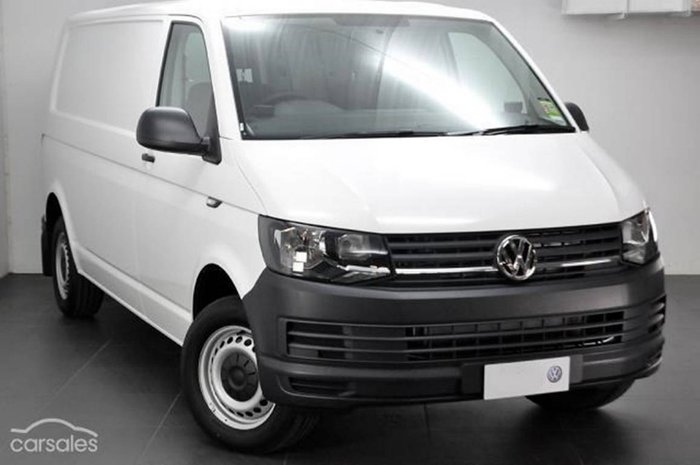 2017 Volkswagen Transporter MY17 Volkswagen Transporter SWB TDi340 7sp DSG Van (SGA1B7/17)