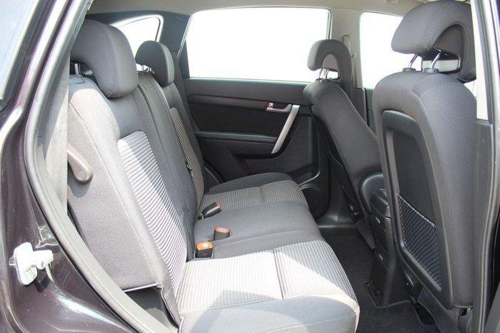 2010 Holden Captiva