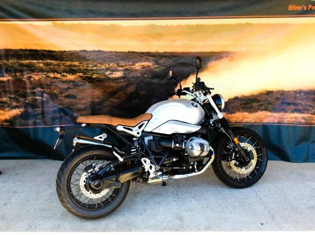 2016 BMW R NINE T Scrambler