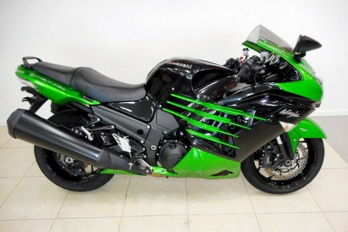 2013 Kawasaki ZX-14