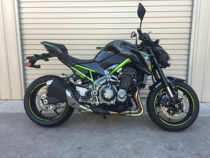 2017 Kawasaki 2017 Z900