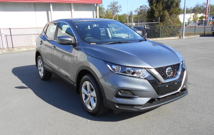 2020 Nissan QASHQAI ST J11 Series 3 MY20 DARK GREY