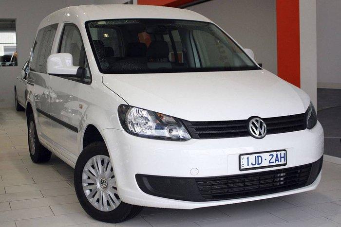 2014 Volkswagen Caddy 2014 Volkswagen  Maxi Comfortline TDi250 7sp DSG Pmover
