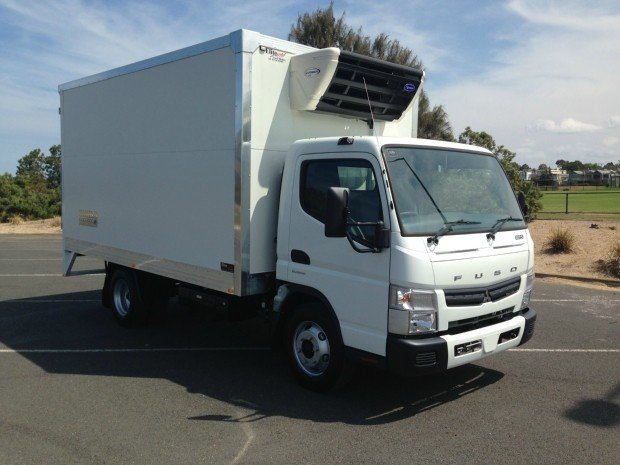 2017 Fuso Canter 515 Narrow