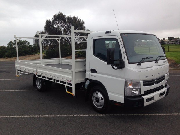 2017 Fuso Canter 615
