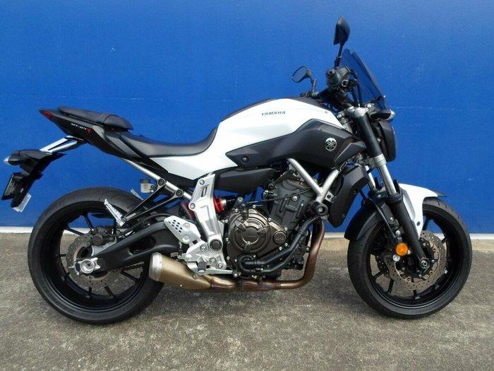 2014 Yamaha MT-07LA