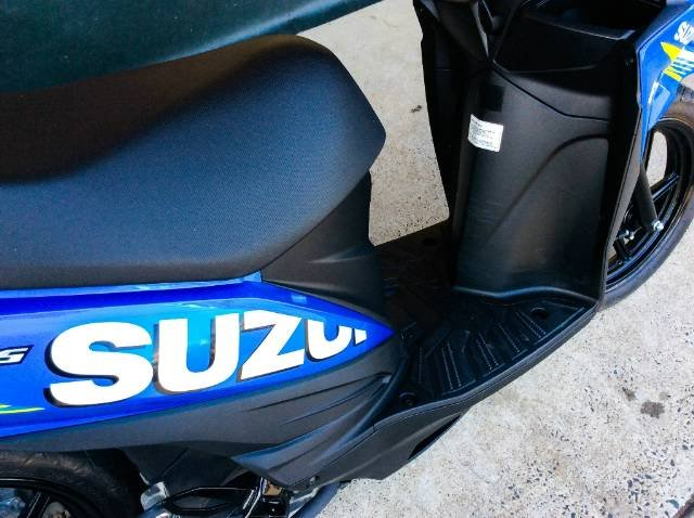 2016 SUZUKI ADDRESS 110 (UK110NE)