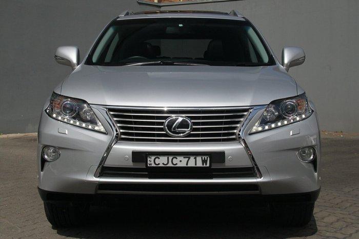 2012 Lexus RX350
