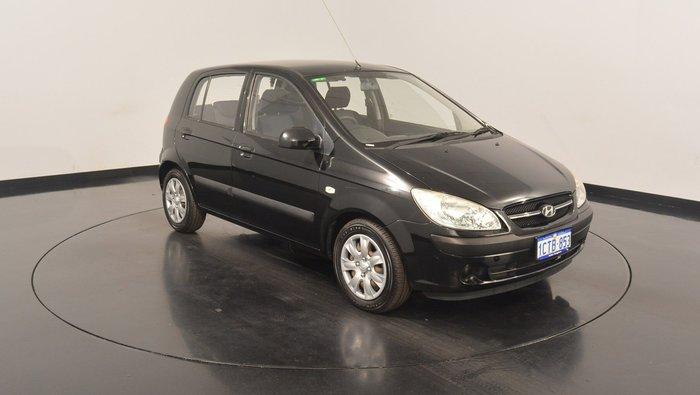 2008 Hyundai Getz