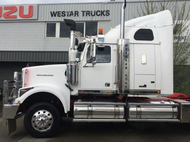 2012 Western Star 4964FX 2012 Western Star 4964